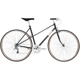 Creme Echo Uno Mixte 8-speed Dames, black